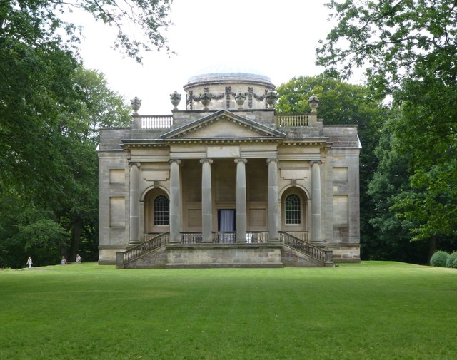 Palladian Chapel at Gibside