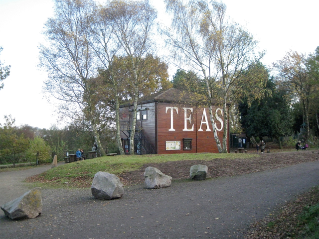 Tea Room and Visitor Centre, Pooley Country Park