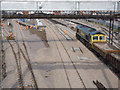 SK5739 : Nottingham Station east end by Alan Murray-Rust