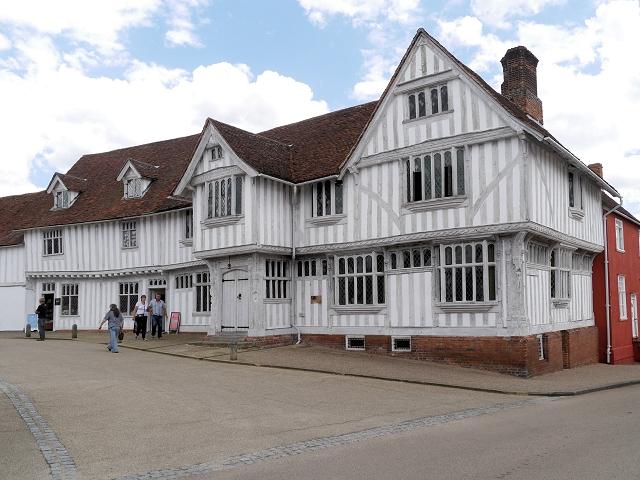 The Guildhall of Corpus Christi, Lavenham