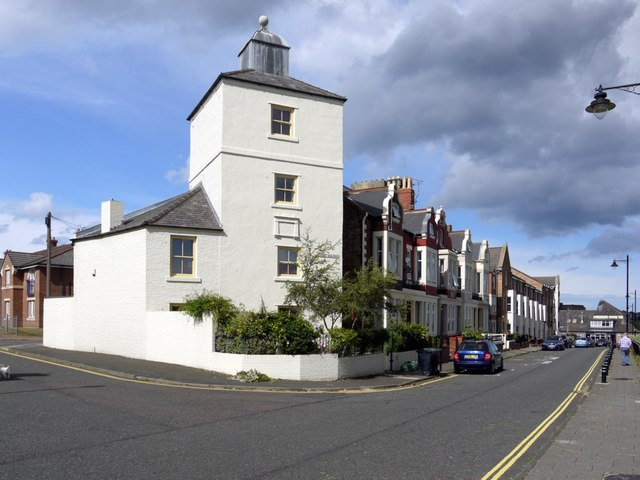 Beacon House, 1 Trinity Buildings, North Shields