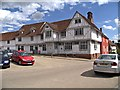 TL9149 : Lavenham Guildhall by David Dixon