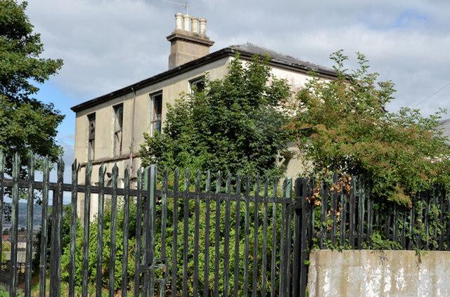 Former Ulster Maple Leaf Club, Belfast (2013-1)
