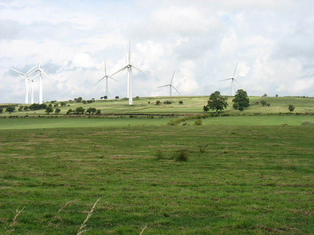 Wharrels Hill Wind Farm