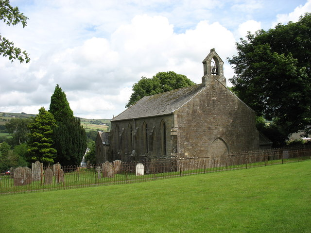 Church of St James, Ireby