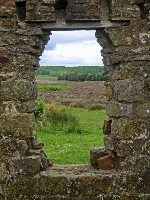 Skelton Tower Doorway View