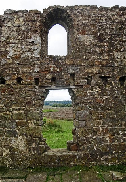 Skelton Tower Doorway & Window View