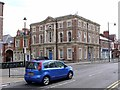 NZ3568 : North Shields Mechanics Institute and Free Library by Andrew Curtis