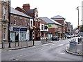 NZ3568 : Saville Street, North Shields by Andrew Curtis