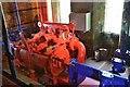 NU0702 : Hydraulic pump, Cragside by Jim Barton
