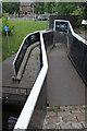 SJ8698 : Roving bridge at Lock No.7 (2) by Alan Murray-Rust