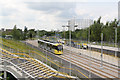 SJ8698 : Etihad Campus tram stop by Alan Murray-Rust