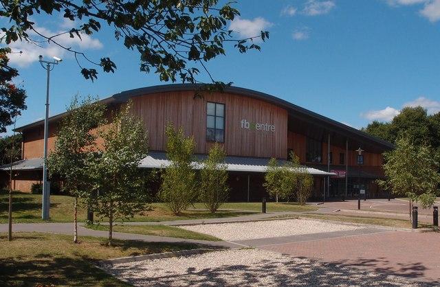Finchampstead Baptist Centre