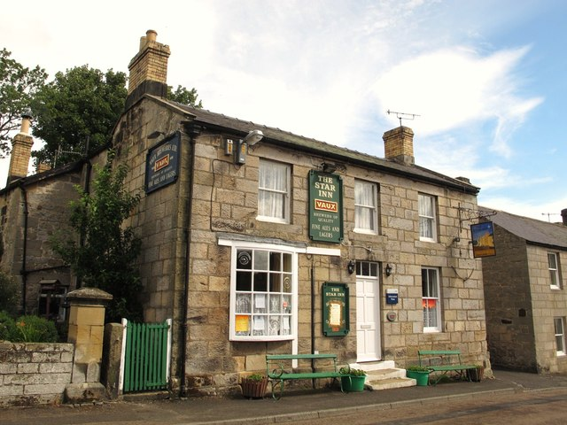 The Star Inn, Harbottle