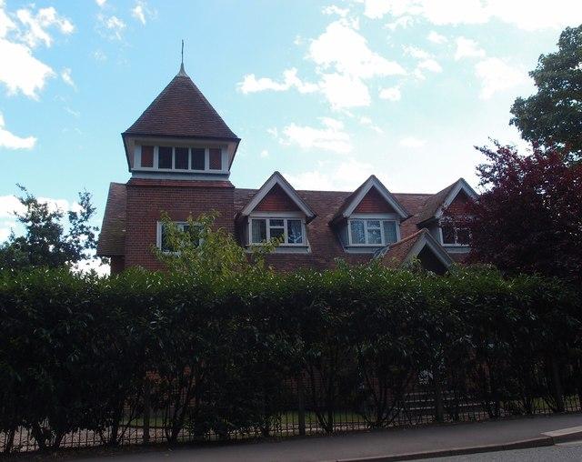 Former Spencers Wood Congregational Chapel