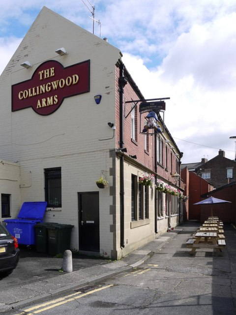 Collingwood Arms, Brandling Village