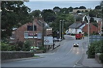 ST0207 : Cullompton : Station Road by Lewis Clarke