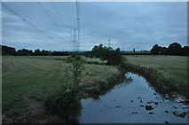 ST0209 : Mid Devon : Spratford Stream by Lewis Clarke
