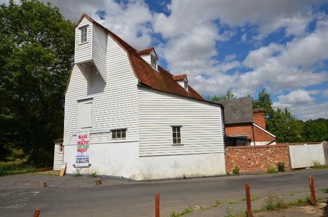 Alderford Street Mill