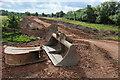 SO8933 : Excavator buckets by Philip Halling