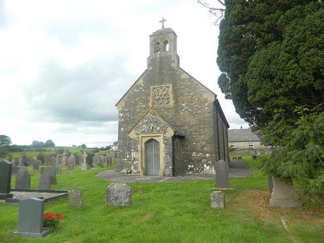 Church of St Mary, Llanfair Clydogau