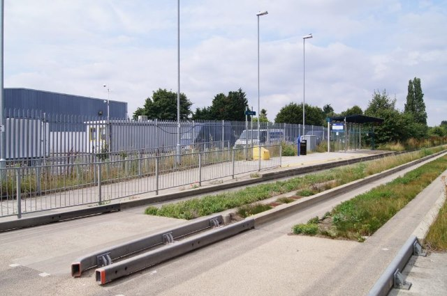 Science Park busway stop