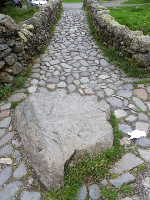 Spot the Charlie stone - WATENDLATH