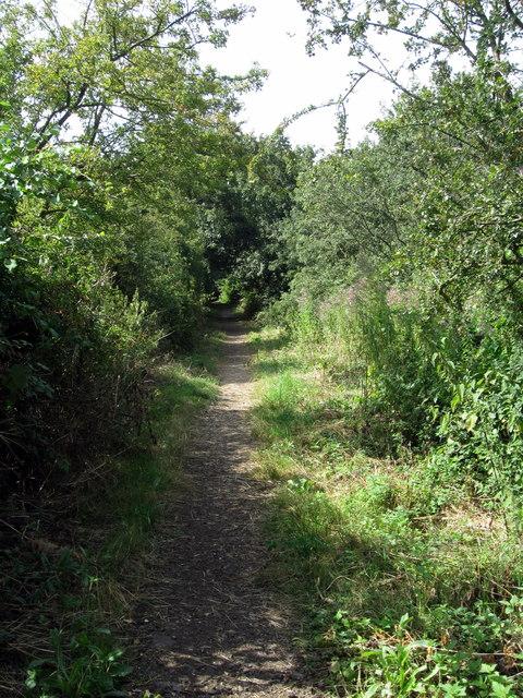 Footpath into Wilstead