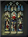 TM2749 : Te Deum Window, St Mary's Church by David Dixon