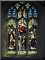TM2749 : Te Deum Window, St Mary's Church by David Dixon