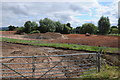 SO8933 : Removal of an old railway embankment at Tewkesbury by Philip Halling