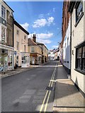TM2749 : Woodbridge, Church Street by David Dixon