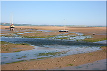 SD1678 : Low tide at Haverigg, Cumbria by Andy Deacon