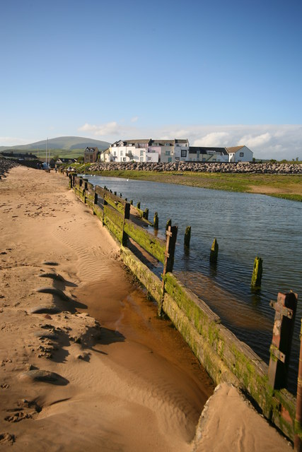 The Front Haverigg from River Lazy