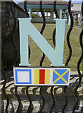 ST3049 : 'N' is for Nelson by Neil Owen