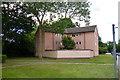 TQ2636 : Flats, Sunnymead, West Green, Crawley by Robin Webster