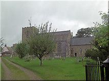 TM1763 : Church of St Mary by Stuart Logan