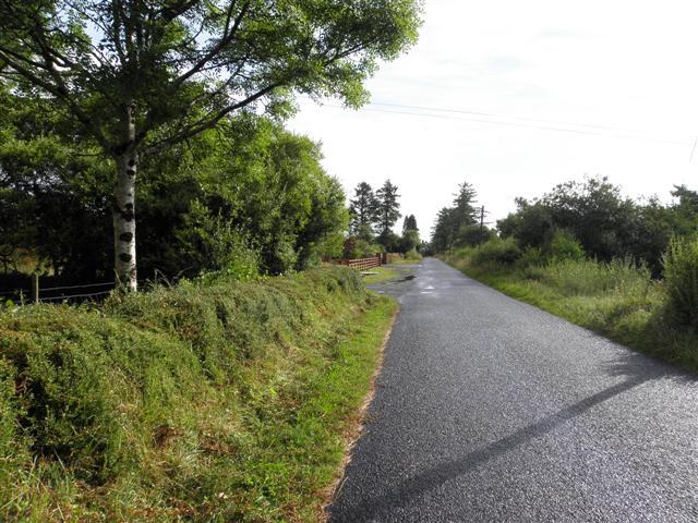 Road at Knockroe