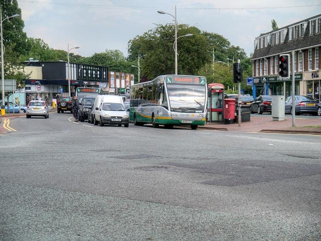 Alderley Road, Wilmslow