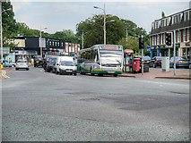 SJ8481 : Alderley Road, Wilmslow by David Dixon