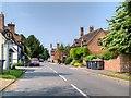 SP2761 : Traffic Calming, High Street, Barford by David Dixon