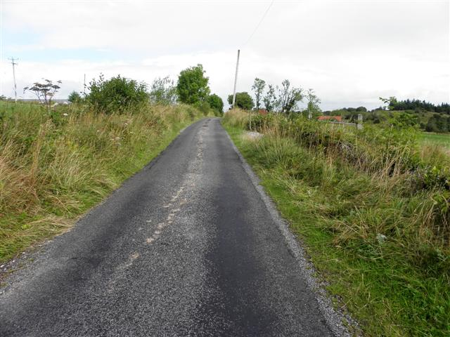 Road at Eaglehill
