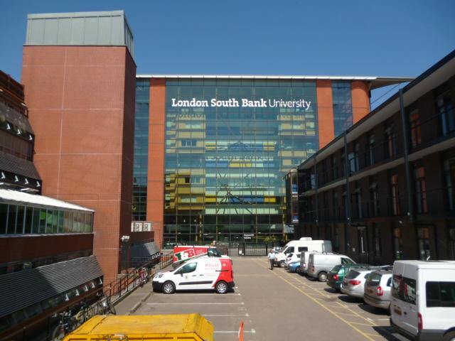 london south bank university  london     u00a9 robin sones cc