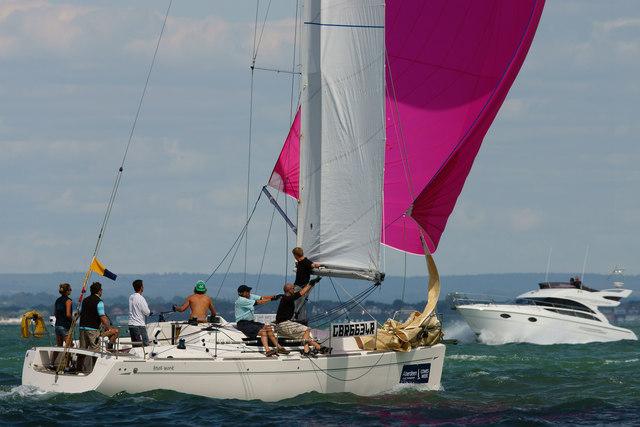 Sailing Close to the Beach