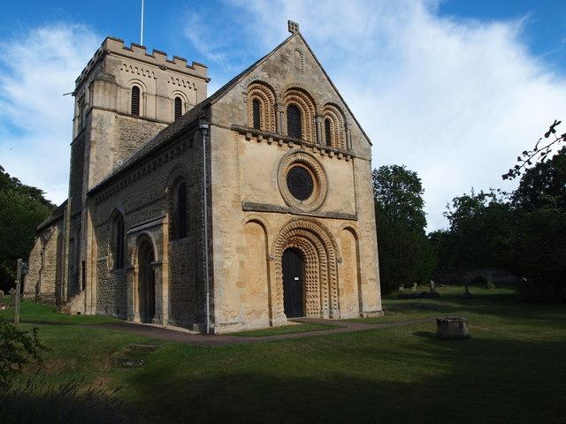 Iffley, Oxford