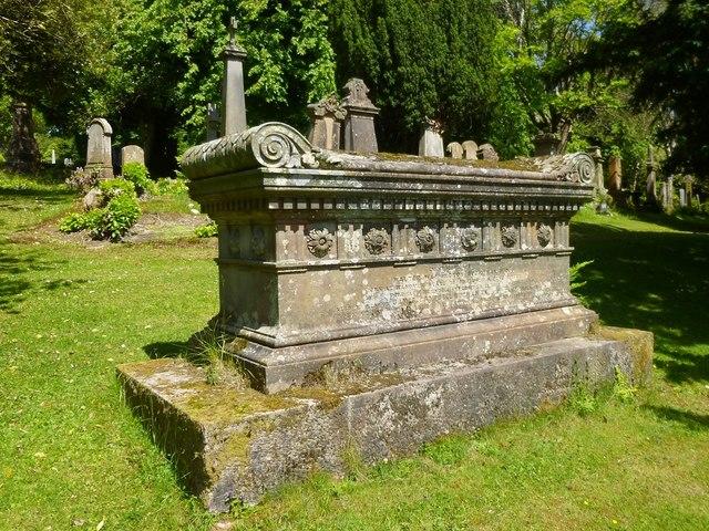 Memorial to Walter Washington Buchanan