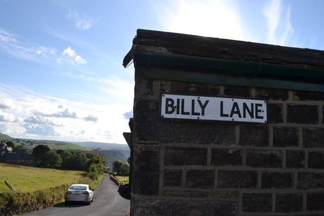 Billy Lane
