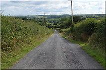 SX2299 : Lane near Penfound Farm by Julian P Guffogg