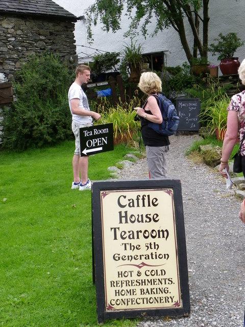 High Tea in the Valley - WATENDLATH