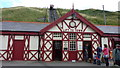 NZ6621 : Saltburn Cliff Lift by Richard Cooke